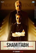 Shamitabh постер