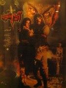 Постер к индийскому фильму ужасов
