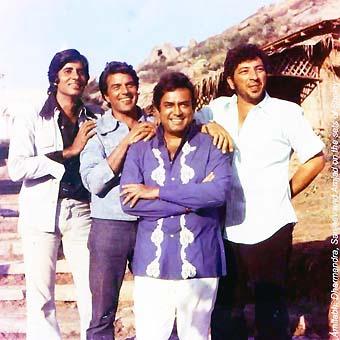 индийские фильмы 70 годов